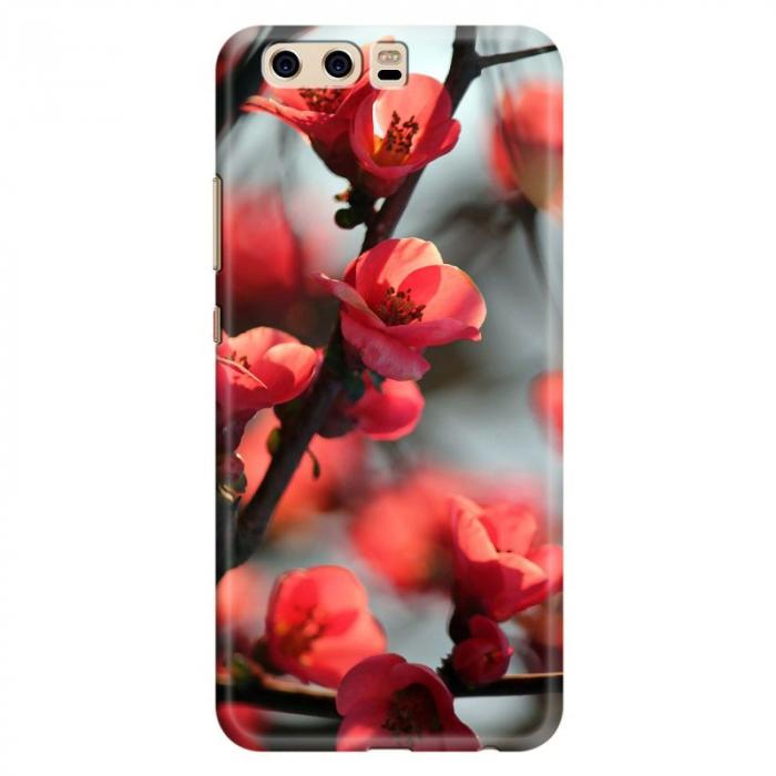 Husa Huawei P10 Custom Hard Case - Cherry Flowers 0