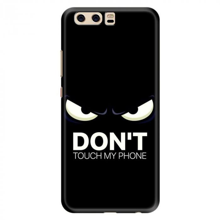 Husa Huawei P10 Custom Hard Case - Don't Touch 0