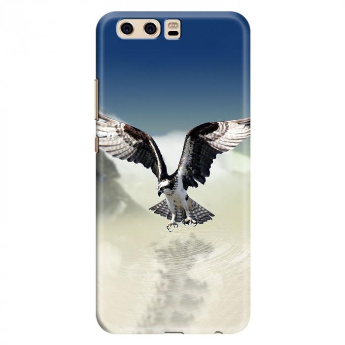 Husa Huawei P10 Custom Hard Case - Eagle 0