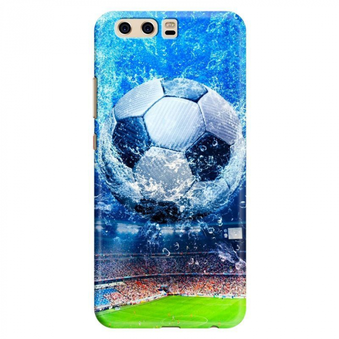 Husa Huawei P10 Custom Hard Case - Football 0