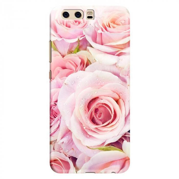 Husa Huawei P10 Custom Hard Case - Fresh Roses 0