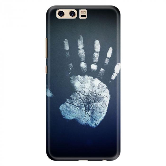 Husa Huawei P10 Custom Hard Case - Hand Print [0]