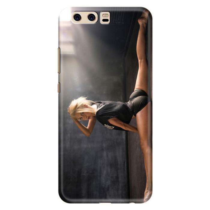 Husa Huawei P10 Custom Hard Case - Hot Gymnast 0