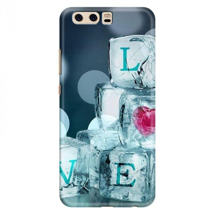 Husa Huawei P10 Custom Hard Case - Ice Love 0