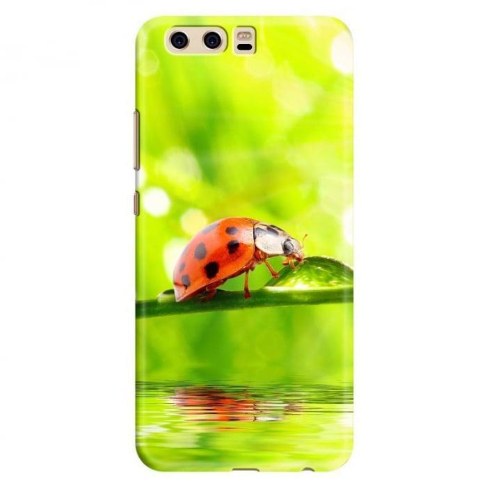 Husa Huawei P10 Custom Hard Case - Ladybug [0]