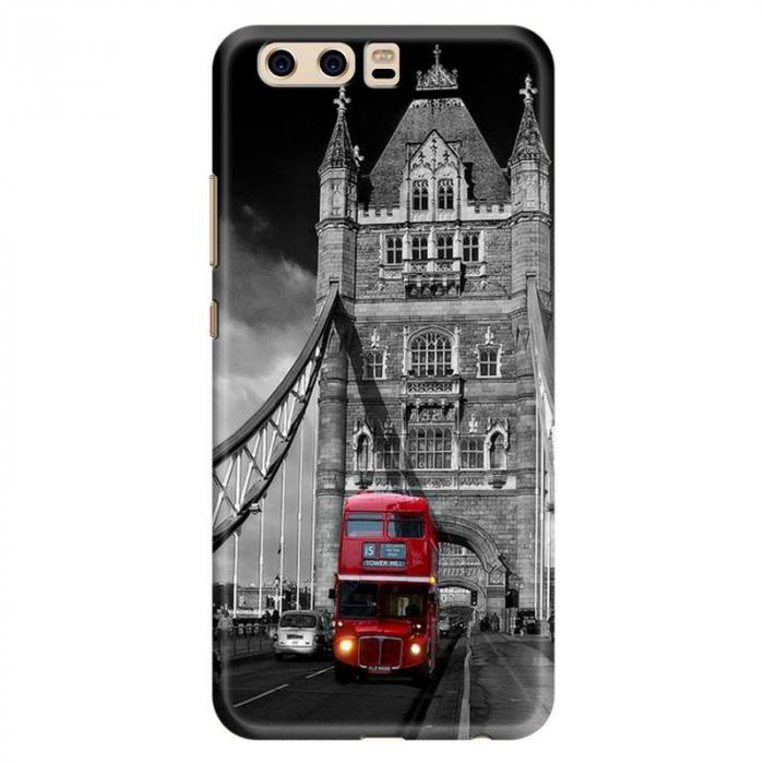 Husa Huawei P10 Custom Hard Case - London Bridge 0