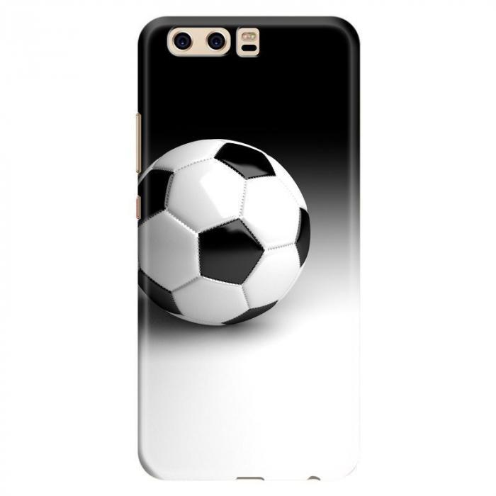 Husa Huawei P10 Custom Hard Case - Soccer Ball 0