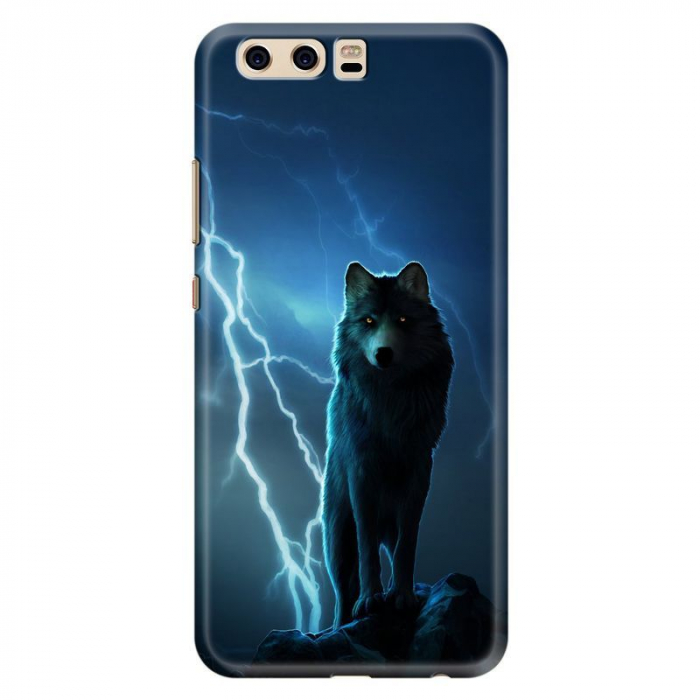 Husa Huawei P10 Custom Hard Case - Wolf 0