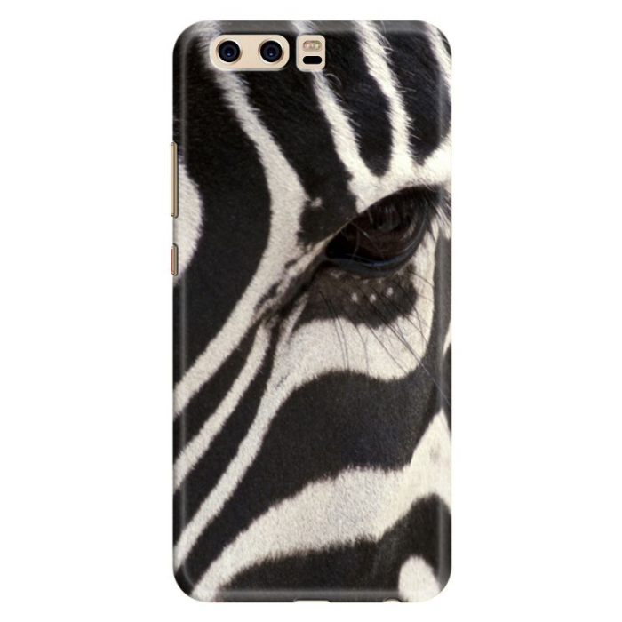 Husa Huawei P10 Custom Hard Case - Zebra Eye 0