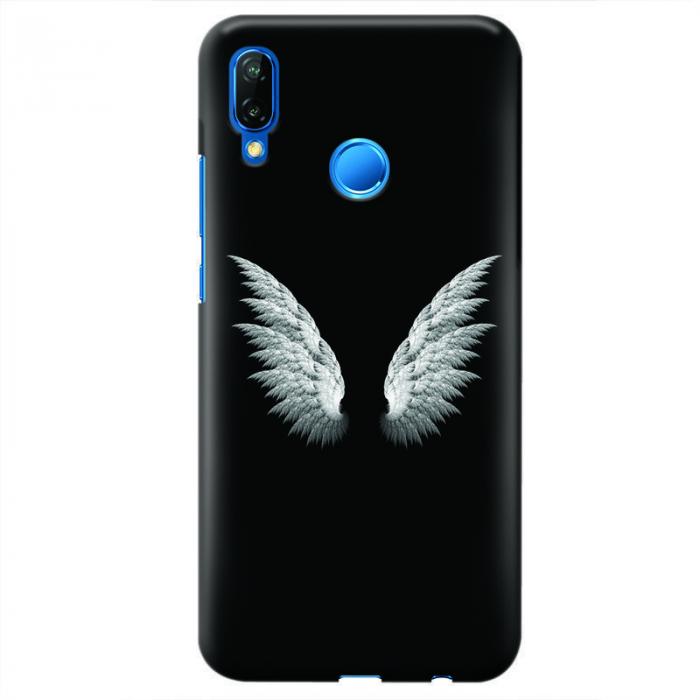 Husa Huawei P20 Lite   Custom Hard Case - Angel wings 0