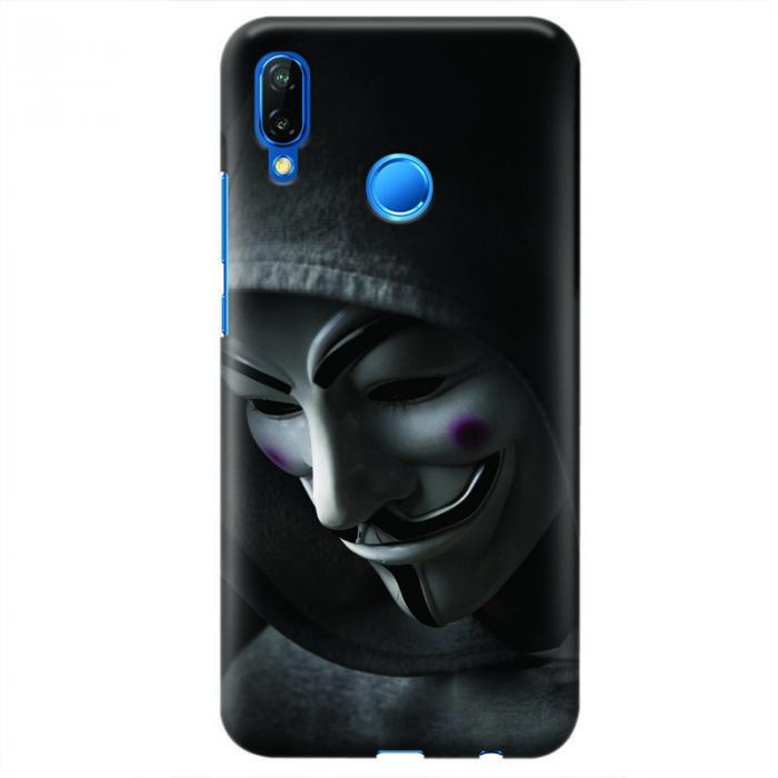 Husa Huawei P20 Lite Custom Hard Case - Anonymous 0