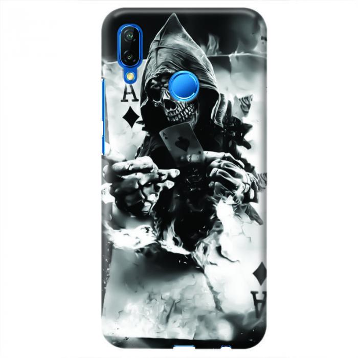 Husa Huawei P20 Lite Custom Hard Case - Deadly Ace 0