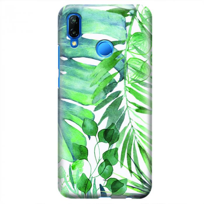 Husa Huawei P20 Lite   Custom Hard Case - Tropical 0