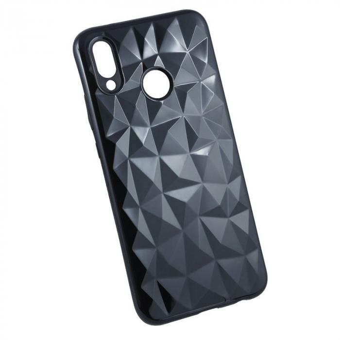Husa Huawei P20 Lite  Prism Soft TPU - negru 1