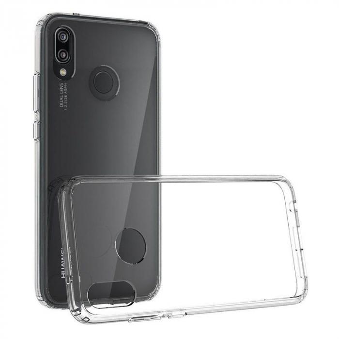 Husa Huawei P20 Lite Silicon TPU Ultra Thin 0.5 mm  - transparent 1