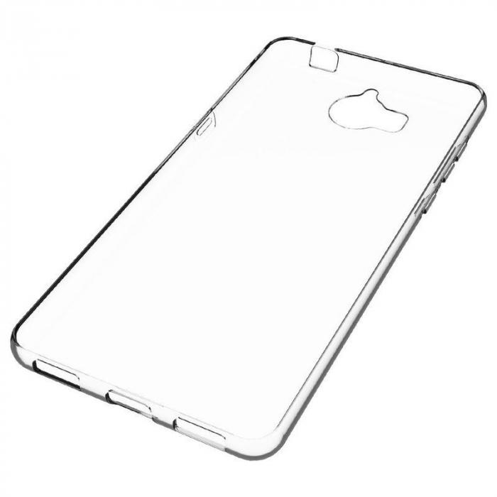 Husa Huawei Y6 2017 - TPU Ultra Thin - transparent 3