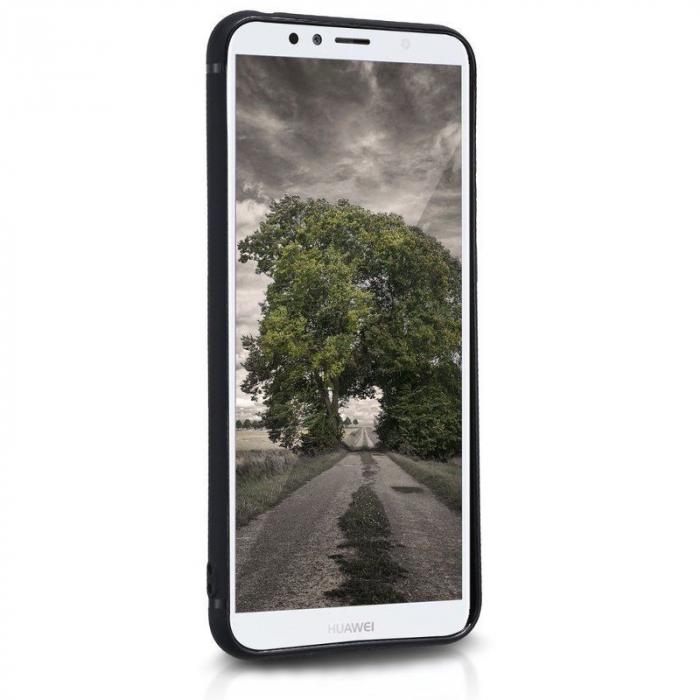 Husa Huawei Y6 2018 Silicon Matte Ultra Thin - negru 4