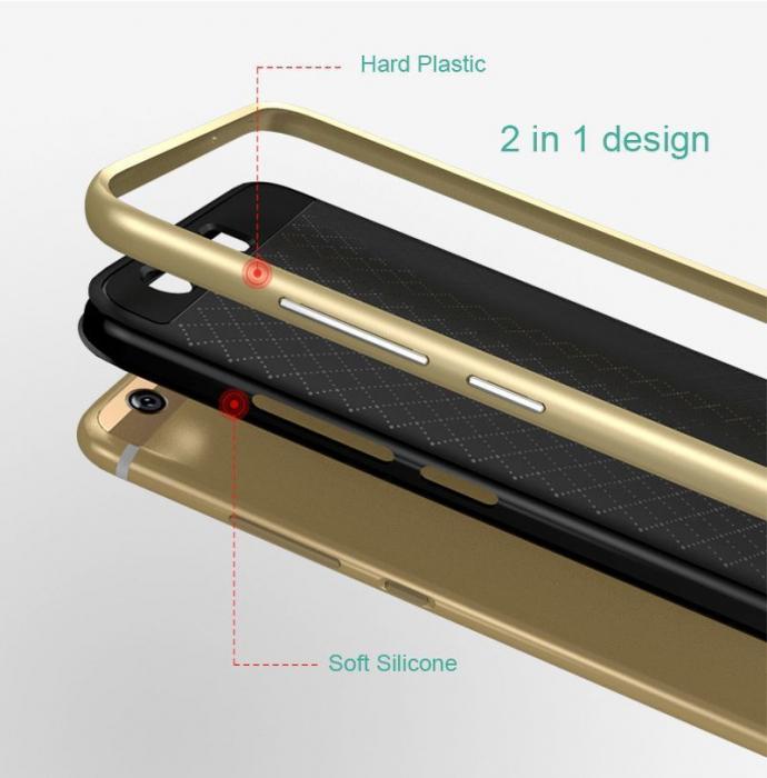 Husa  Huawei P10 Ipaky - argintiu 7