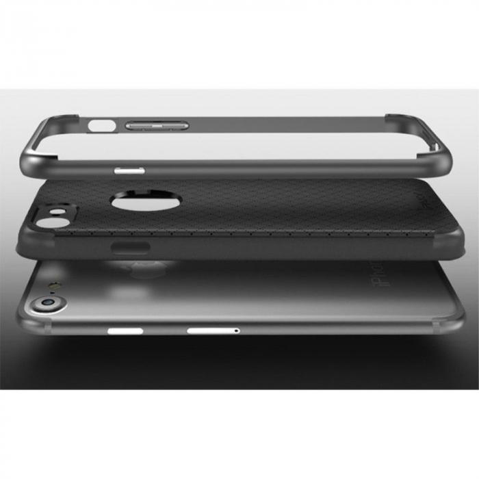 Husa  Iphone 7 Ipaky (4.7) - gri 2