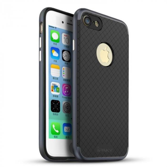 Husa  Iphone 7 Ipaky (4.7) - gri 0
