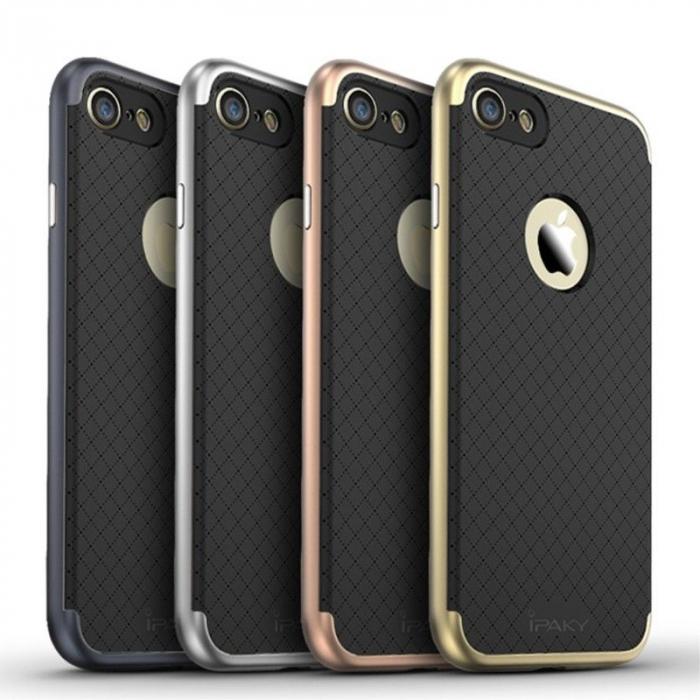 Husa  Iphone 7 Ipaky (4.7) - gri 4