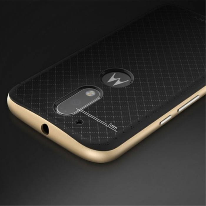 Husa Motorola Moto G4 Ipaky - gold 2
