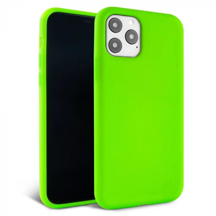 Husa iPhone 11 Silicon FlexiSoft [3]