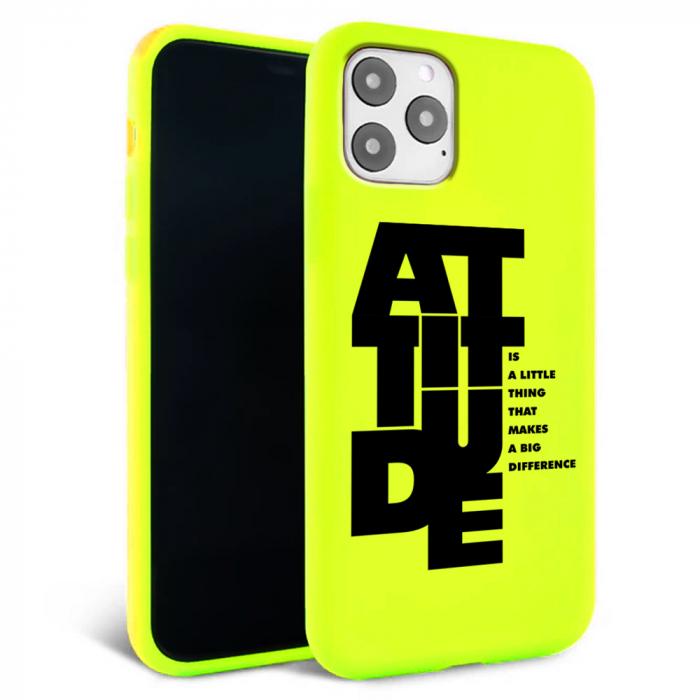 Husa iPhone 11 - Silicon Matte - Attitude 1 [1]