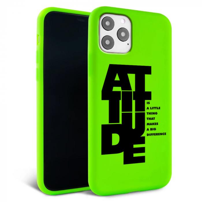 Husa iPhone 11 - Silicon Matte - Attitude 1 [5]
