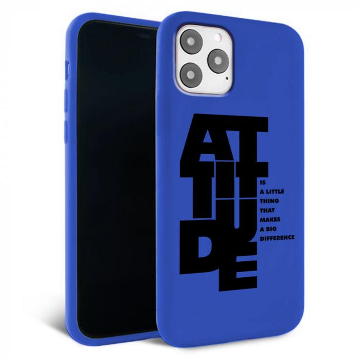 Husa iPhone 11 - Silicon Matte - Attitude 1 [4]