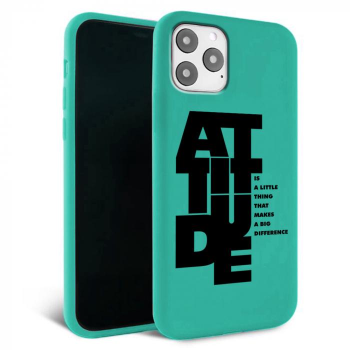 Husa iPhone 11 - Silicon Matte - Attitude 1 [3]