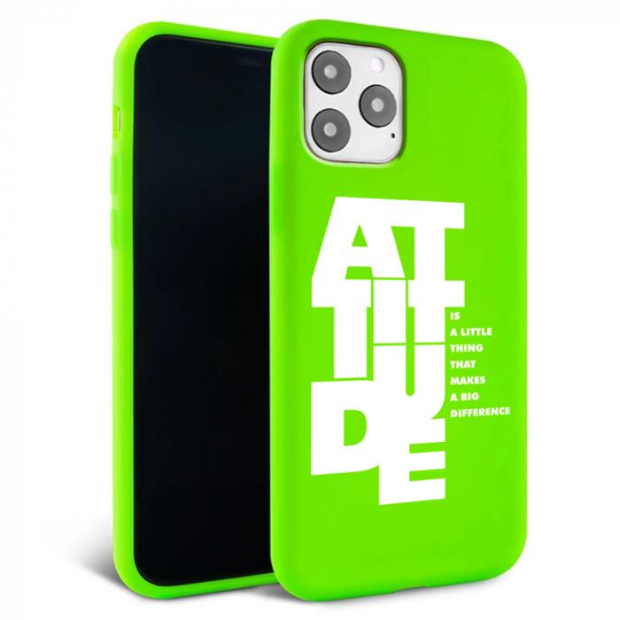 Husa iPhone 11 - Silicon Matte - Attitude 2 [0]