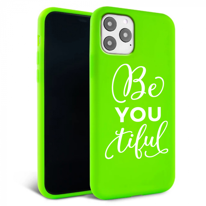 Husa iPhone 11 - Silicon Matte - Be you 2 [5]