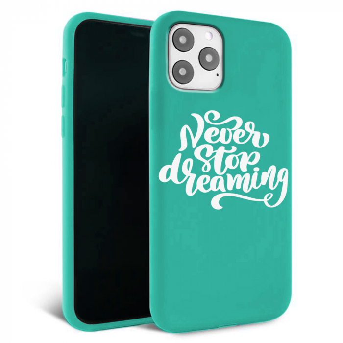 Husa iPhone 11 - Silicon Matte - Dreaming 1 [0]