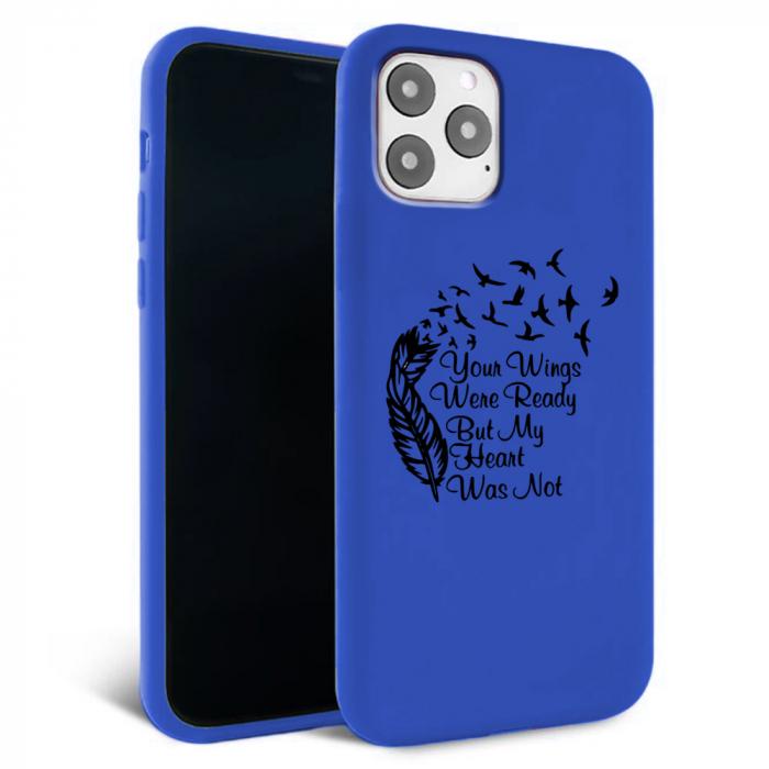 Husa iPhone 11 - Silicon Matte - Hearts 1 [2]
