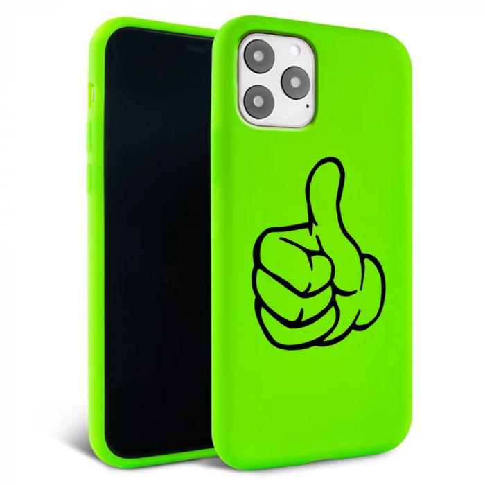 Husa iPhone 11 - Silicon Matte - Ok 1 [2]