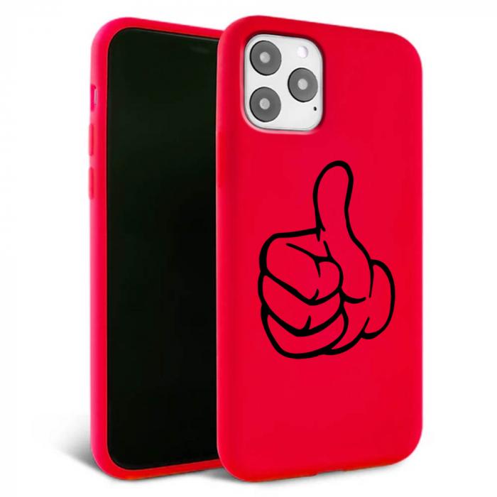 Husa iPhone 11 - Silicon Matte - Ok 1 [0]