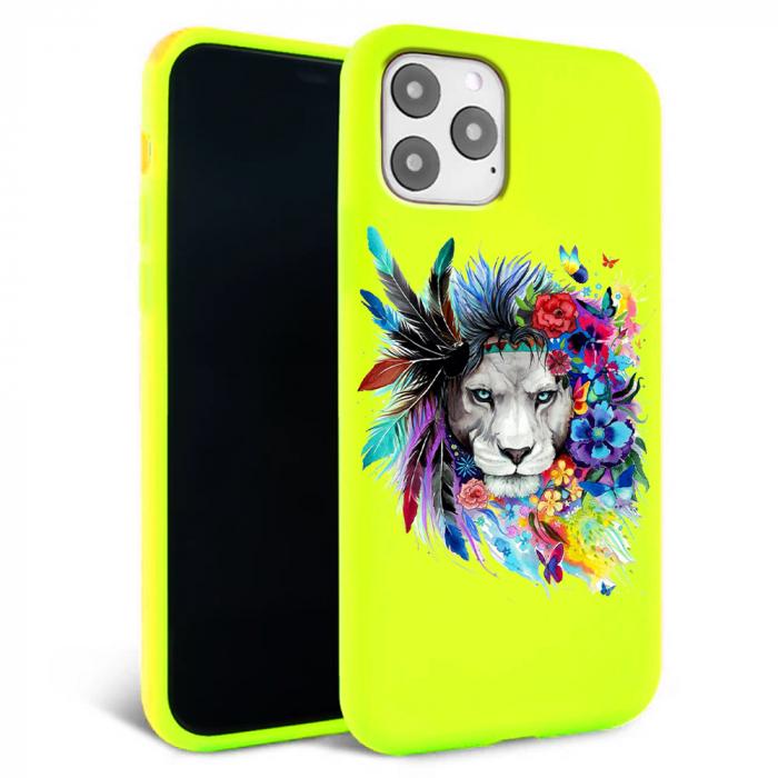 Husa iPhone 11 - Silicon Matte - Lion King [4]