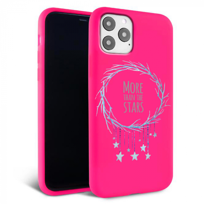Husa iPhone 11 - Silicon Matte - More than the stars [3]