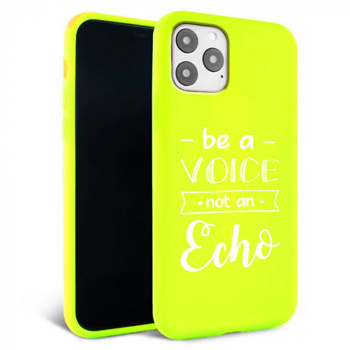 Husa iPhone 11 - Silicon Matte - Voice 1 [4]