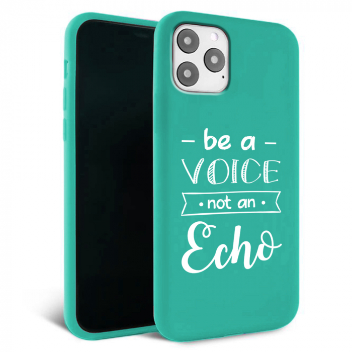 Husa iPhone 11 - Silicon Matte - Voice 1 [2]