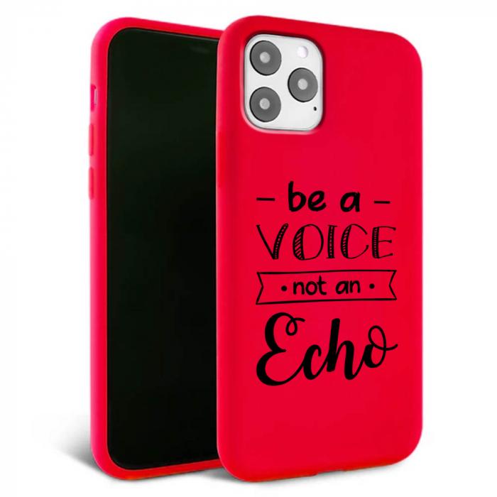 Husa iPhone 11 - Silicon Matte - Voice 2 [5]