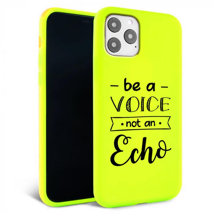 Husa iPhone 11 - Silicon Matte - Voice 2 [4]