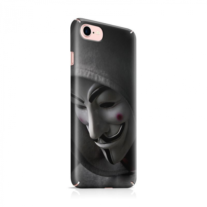 Husa iPhone 6 Custom Hard Case Anonymous 0