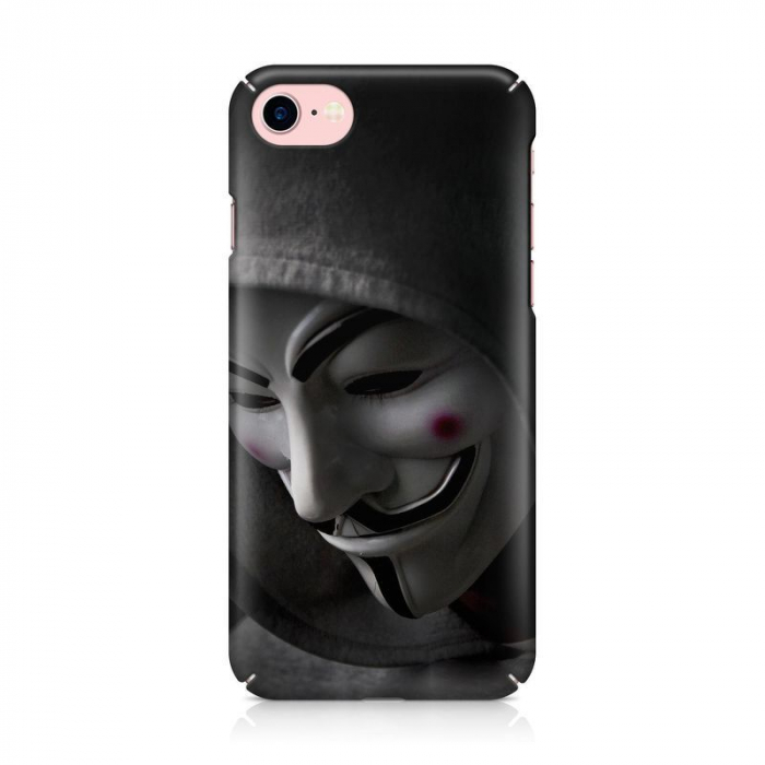Husa iPhone 6 Custom Hard Case Anonymous 2