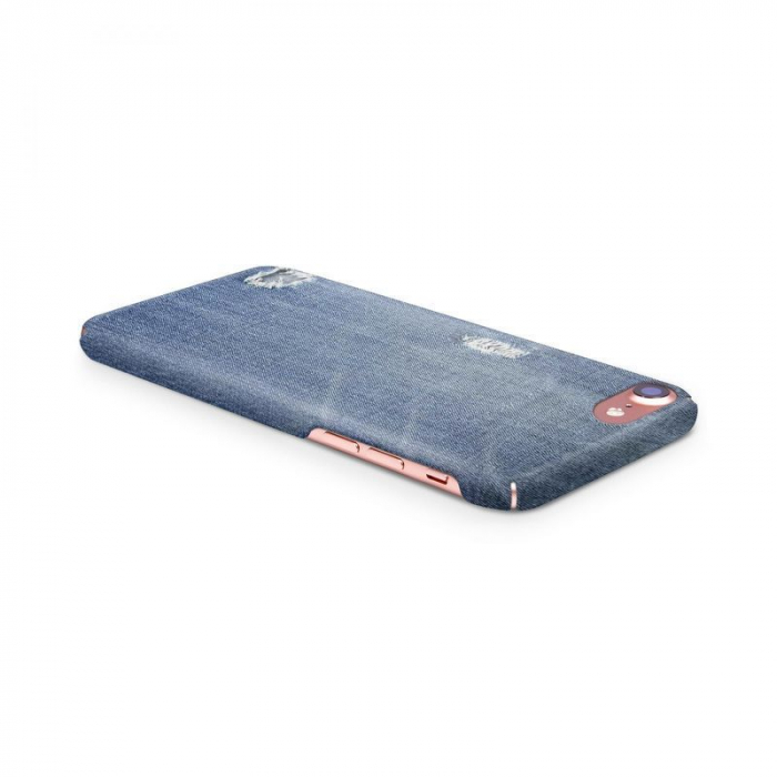 Husa iPhone 6 Custom Hard Case Blue Jeans 1