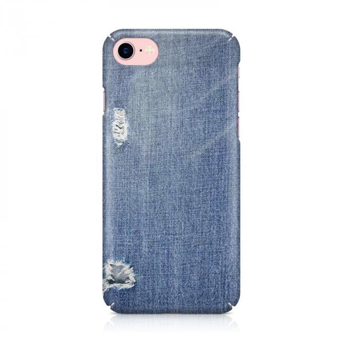 Husa iPhone 6 Custom Hard Case Blue Jeans 3