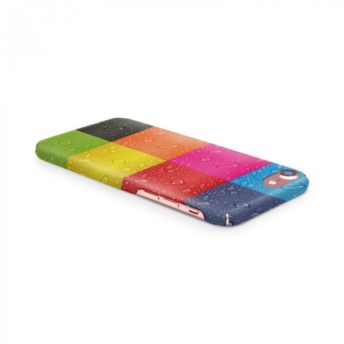 Husa iPhone 6 Custom Hard Case Color Blocks 2