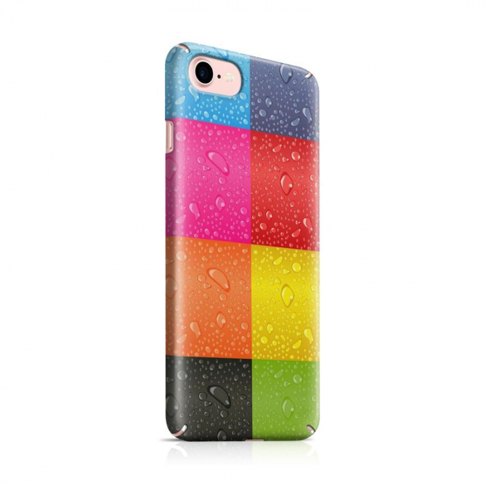 Husa iPhone 6 Custom Hard Case Color Blocks 0