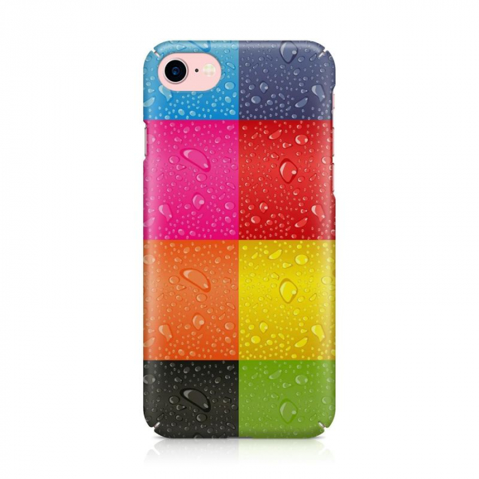 Husa iPhone 6 Custom Hard Case Color Blocks 3